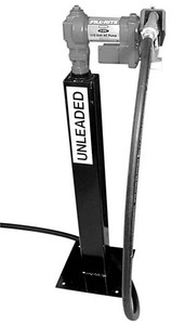 Heavy Duty Pump Stand