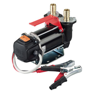 PIUSI Carry 3000 12V/24V DC Compact Diesel Fuel Pump - 12 GPM