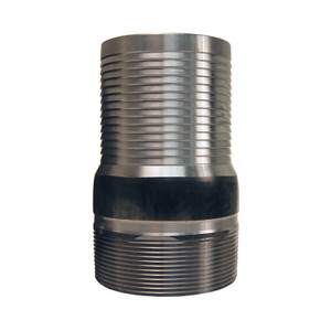 Dixon Unplated Steel King Nipple