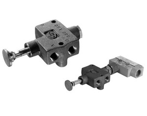 EBW Three-Way Air Interlock Valves
