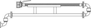 OPW G44 Railcar Bottom Transfer Arm