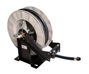Liquidynamics Compact DEF Hose Reel with 3/4 in. x 50 ft. DEF Hose