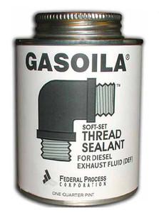Gasoila DEF Soft-Set Thread Sealant w/ Brush