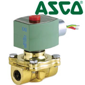 ASCO 8210 Two-Way Normally Closed Explosion Proof Solenoid Valve