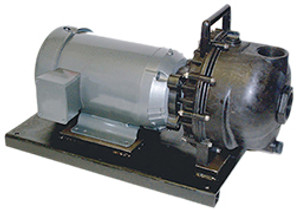 Banjo Polypropylene Centrifugal Pumps with Electric Motors