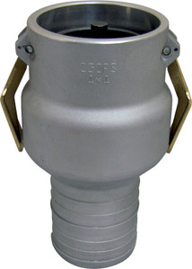 """Vapor Flow 4 in. CPP-Style Vapor Recovery Coupler w/  """"Stay-Put"""" Spring"""