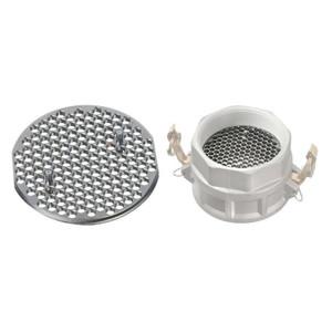 Kuriyama Aluminum Quick Coupling Plate Strainers