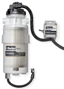 Racor P510MAM Multipass Fuel Polisher - Fuel Filter Water Separator