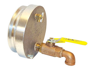 OPW Drain & Sample Adaptor