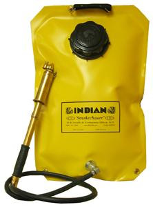 Indian Fire Pump 5 Gallon Fedco Collapsible Bag Fire Pump