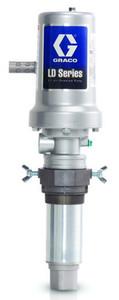 Graco LD Series 50:1 Air Powered Piston Grease Pump - for 35 lb Pail
