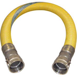 U.S. Hose PGL Composite 3 in. Transfer Hose Assembly w/ Female Camlock Ends