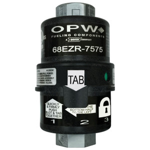 OPW 68 EZR 3/4 in. Reconnectable Breakaway