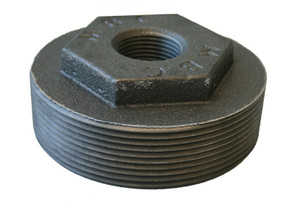 Morrison 184 Series Cast Iron Double Tapped Bushing