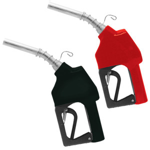 OPW Unleaded 11AF 3/4 in. Automatic Farm Nozzle With Hanger