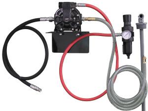 Balcrank CenterFlo CF15 Polypropylene Anti-freeze & Windshield Fluid Pump Wall Mount Package 14 GPM