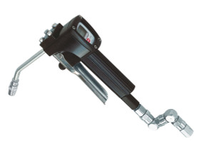 PIUSI Greaster High Pressure Grease Dispensing Nozzle with Meter