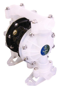 Husky 515 DEF 1/2 in. Poly Air-Operated Double Diaphragm Pump - 15 GPM