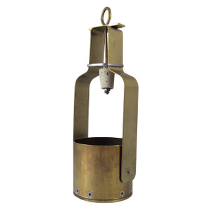 W.L. Walker Brass Bottle Samplers