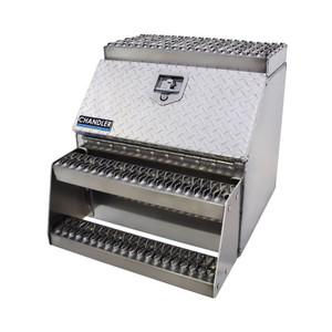Chandler Equipment Aluminum Step Boxes