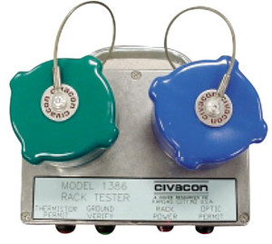 Civacon Model 1386 Rack Tester