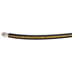 Continental ContiTech 3/4 in. Futura Ethan-All E85 Dispensing Hose Assembly - MxM NPT