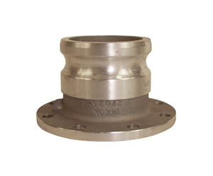 Dixon 3 in. Aluminum Adapter x 3 in. TTMA Flange