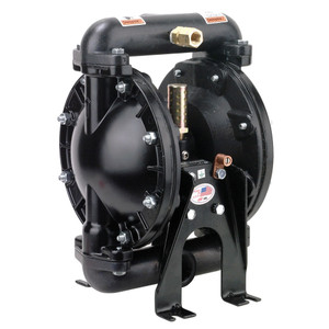 ARO 1 in. UL Listed Aluminum Air Operated Diaphragm Pump