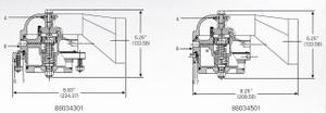 880-343-01 & 8803-45-01 Vapor Valve Parts