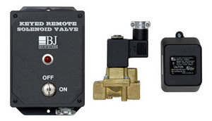 BJ Enterprises Keyed Remote Air Solenoid Valve System