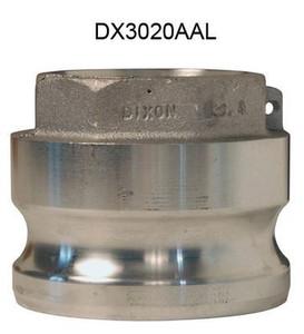 Dixon Aluminum Part A Reducing Male Adapter x Female NPT