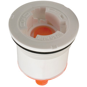 Micro Matic 2 1/2 in. X 5 Buttress Thread EPV Plastic Container Valve