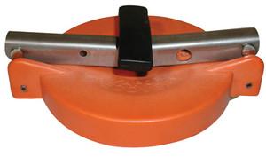 EBW 4 in. Orange Vapor Caps