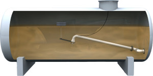 OPW 764 Floating Suctions for Tanks 8 ft. - 12 ft.