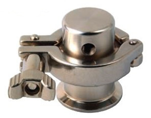 Dixon Air Relief Valves with Tapped Blind End