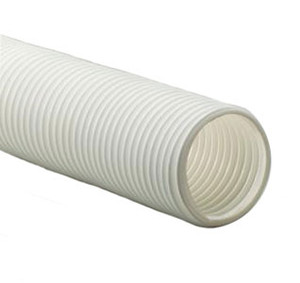 Flexaust Flexadux® TR (T-7 White) Series 50 ft. Thermoplastic Duct Hose