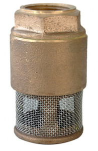 Morrison 334 Series Single Poppet Foot Valve
