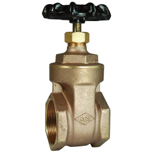Dixon 200 WOG Brass Gate Valves