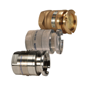 Dixon 3 in. Dry Disconnect Adapter x Female NPT - 119 mm Body Size
