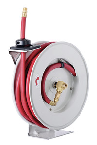 ReelWorks L850 Series Heavy-Duty Air Hose Reel Package