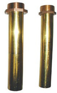 Scully Brass Nozzle Spouts