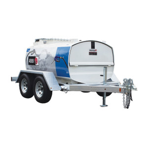 Western Global ABBI Blue DEF & Fuel UL Transport Tank Trailer with Transfer Pump Packages