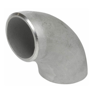 Smith Cooper 304 Stainless Steel 2 1/2 in. 90° Long Radius Elbow Weld Fittings - Sch 40