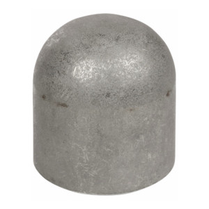 Smith Cooper 304 Stainless Steel 3 in. Cap Weld Fittings - Sch 40