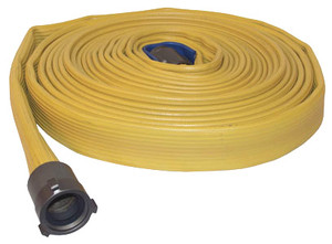 Dixon Powhatan 4 in. Nitrile Covered Fire Hose w/ Storz Couplings