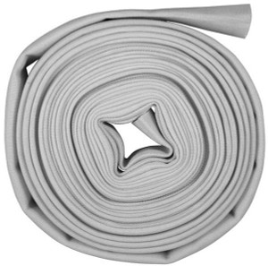 Superior Fire Hose 2 1/2 in. Single Jacket Industrial Hose