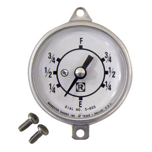 Rochester Gauge Standard Direct-Reading Dial for F7183 & F7283 Series Farm Tank Gauges
