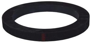 Dixon 1 1/4 in. Neoprene Cam & Groove Gasket (Black)