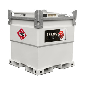 Western Global 552 Gallon TransCube Transportable Fuel Storage Tanks - Aviation Fueling Package