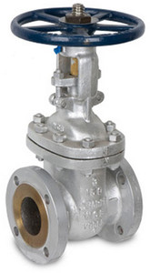Sharpe Cast Steel API 600 Full Port OS&Y Gate Valve - 150 lbs Flanged